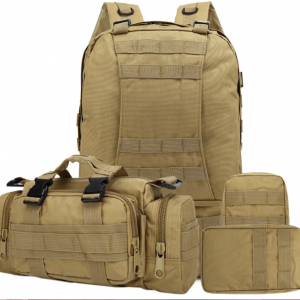 3d backpack combination backpack military bag