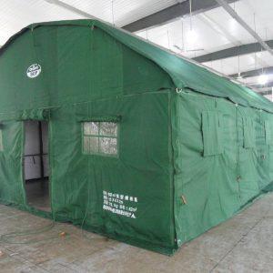 Army big arch tent