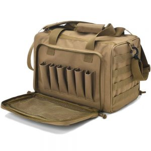 Deluxe Tactical Backpack Gun Bag
