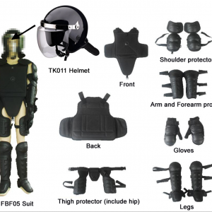 Impact resistance safety police Anti riot suit