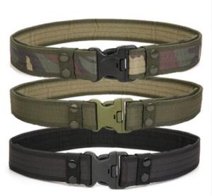Men's outdoor nylon tactical belt