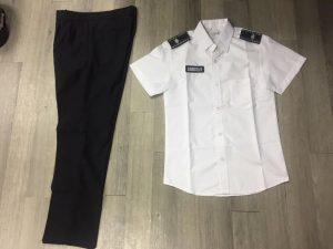 Military Uniform police uniform Tactical Security Guard Uniform