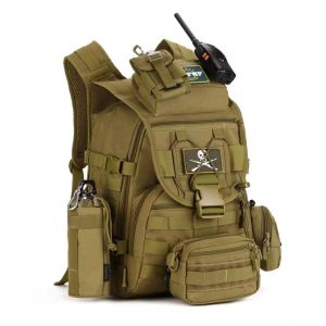 US Army X7 Airsoft Gear Military Duffle Bag Hunting Backpack