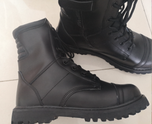 military boots tactical genuine leather tactical shoes