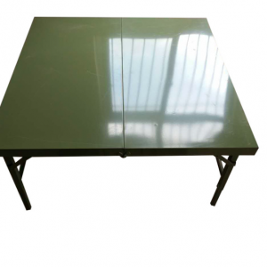 military outdoor folding desk long strip desk