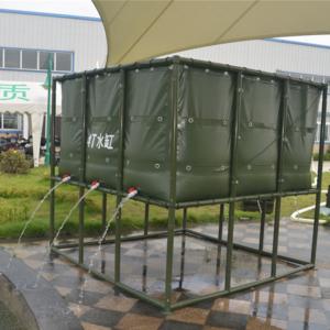 PVC water storage water tank water tank base