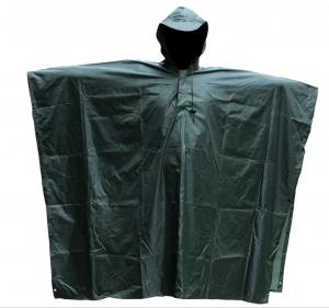 3 in 1 muti-fuction adult pvc raincoat poncho raincoat