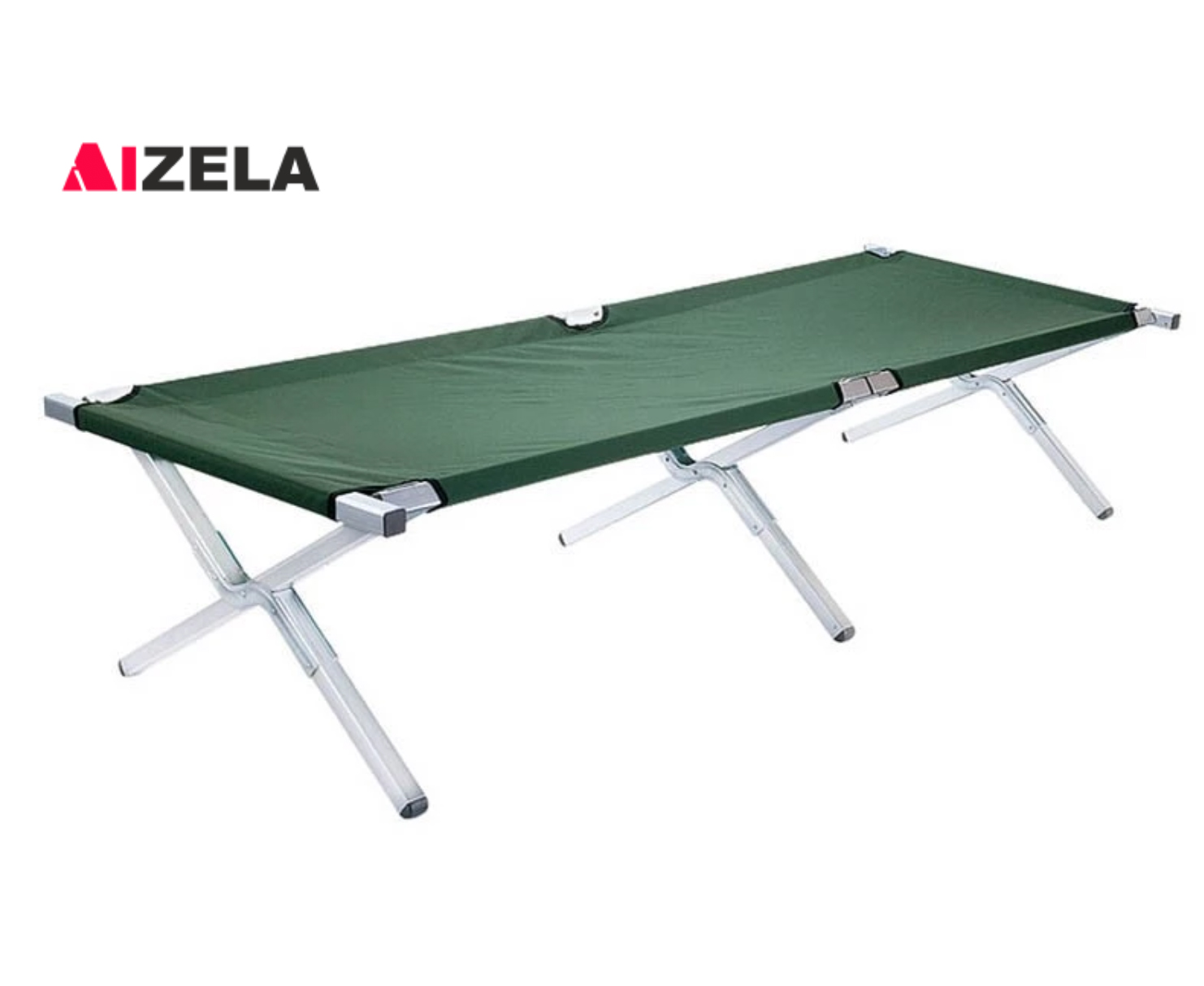 - Military Folding Bed Camping Bed Portable Army Metal Camping