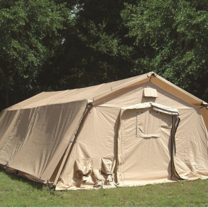 high quality steel frame military tent