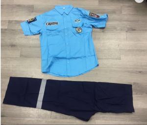 custom guard working security workwear army police military uniform