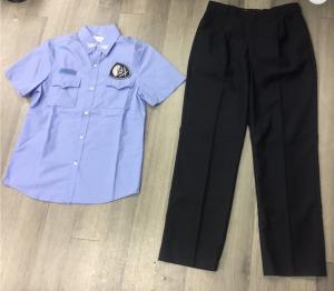 Good quality new design uniform police uniform military